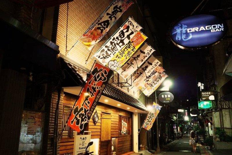 七條通是條日式美食街,老饕都知道!(圖/炉端焼狸@facebook)