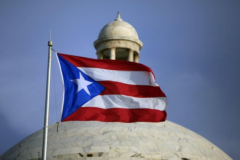 波多黎各位於加勒比海東北部,是由美國政府管理、但不屬於任何一州的「領土」(territory)(美聯社)
