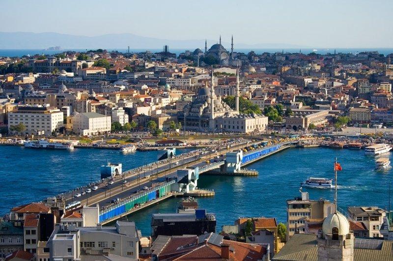 土耳其第一大城伊斯坦堡。(取自Pixabay)