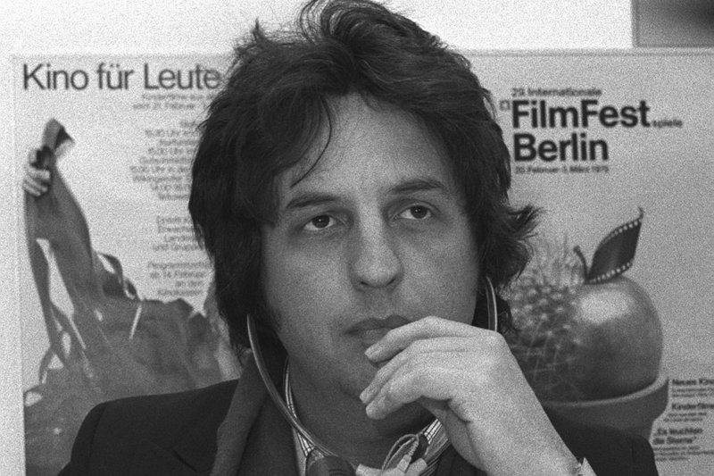 美國名導演麥可西米諾(Michael Cimino),攝於1979年2月(美聯社)