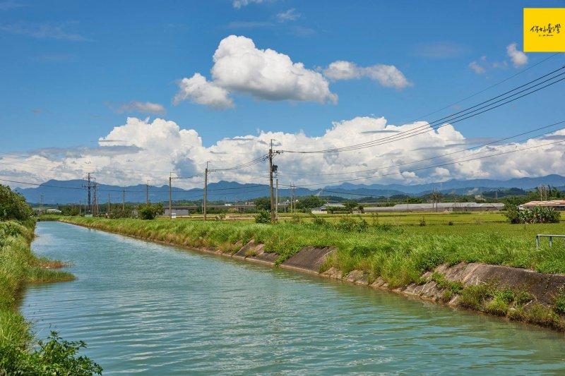 嘉南大圳,原稱官佃溪埤圳,是臺灣最重要水利工程之一!(圖/你好臺灣)