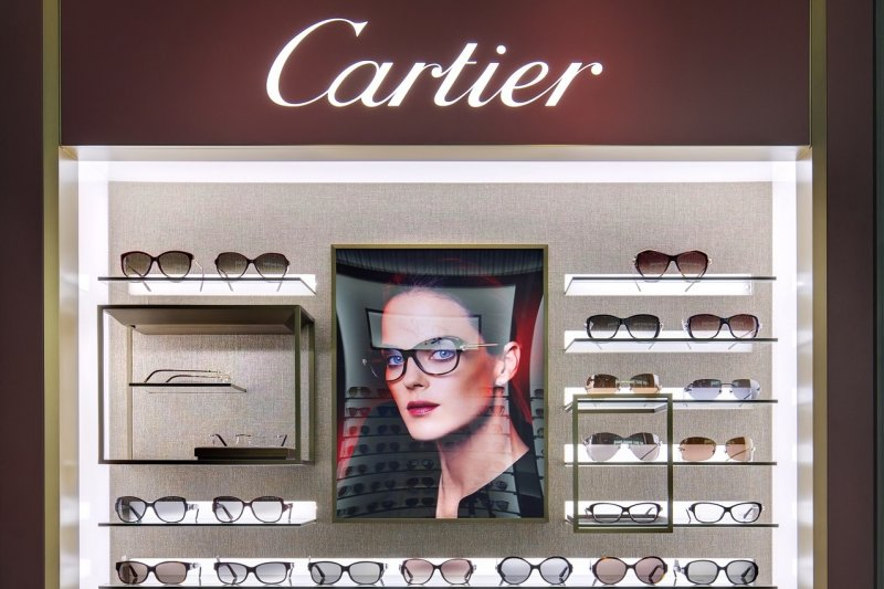 於2016年重新開幕的前衛眼鏡,將以嶄新的面貌呈現卡地亞今年度頂級珠寶眼鏡系列。(圖/Cartier提供)