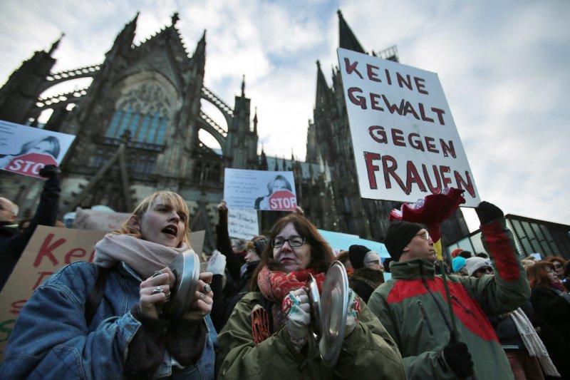 德國國會修法重新界定「性侵」成案條件,「說不就是不」,公民團體全力支持(美聯社)