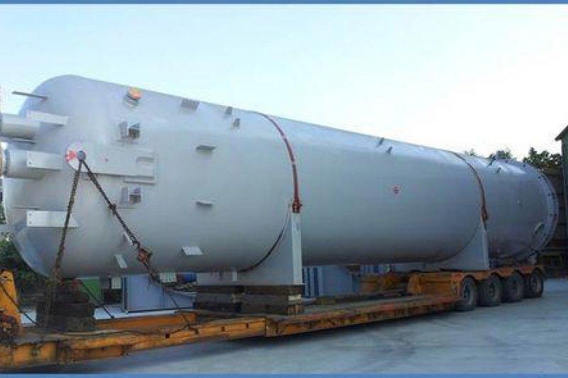 高壓氮氣緩衝罐(HP Nitrogen Buffer Vessel)(銘榮元)