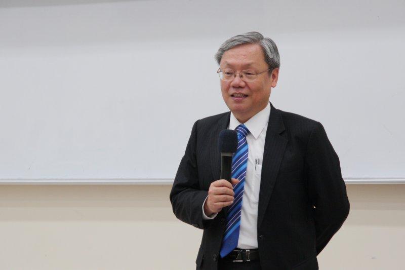 司法院副院長蘇永欽的大法官任期未滿,卻主動請辭,他表示原因是為避免總統過度主導司法改革。(取自中興大學網站)