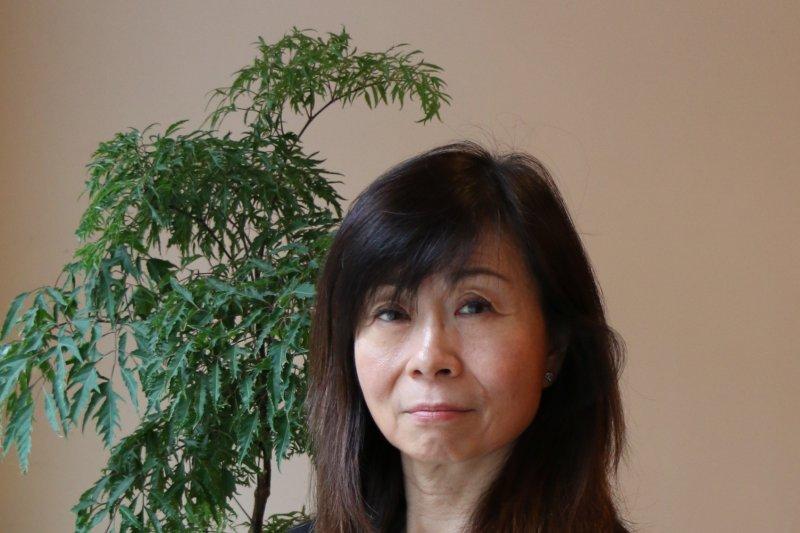 筆名平路的作家路平,出任台港策進會董事長。(取自臺大心理系季刊)