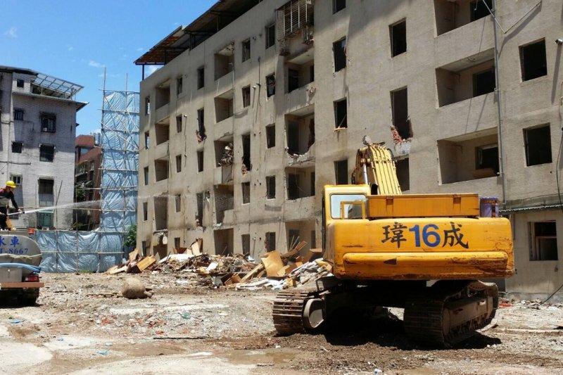 據住展雜誌統計,近3年的危老建案推案量年年創下新高紀錄,逐漸成為業界最熱烈追逐的開發模式。示意圖,非關新聞個案。(資料照,取自台北市建管處網站)