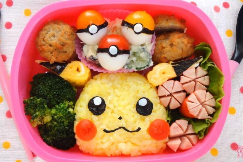 日本便當食譜玲瑯滿目,但日本上班族都自己帶便當嗎?(示意圖取自youtube)