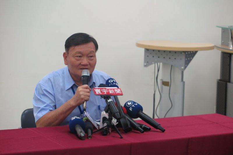 台北市新任體育局長鄭芳梵認為要透過行銷,喚起民眾對體育賽事的興趣,宣傳世大運。(取自北市府體育局網站)