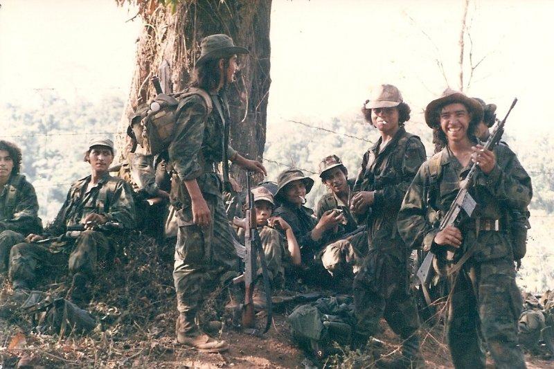 1979年,尼加拉瓜的桑蒂諾民族解放陣線推翻獨裁政府。(圖/維基百科)