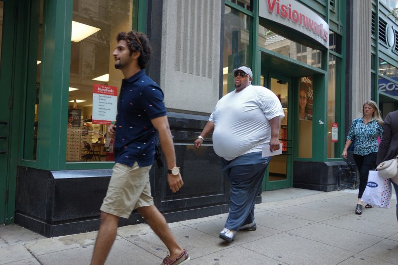 據研究顯示,體重過重會導致壽命縮減。(圖/Alan Light@Flickr)