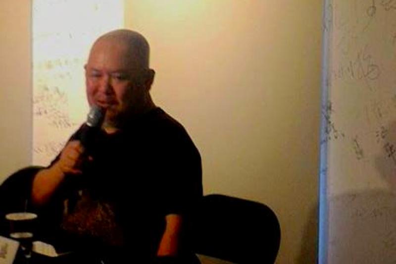 台灣導演林正盛對於戴立忍遭中國電影換角感到惋惜,表示中國是狹隘民族主義。(取自林正盛臉書)
