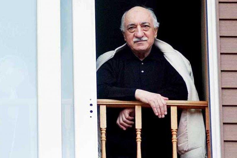 土耳其著名思想家葛蘭,遭指控涉入15日土耳其軍事政變。(圖/取自官網)