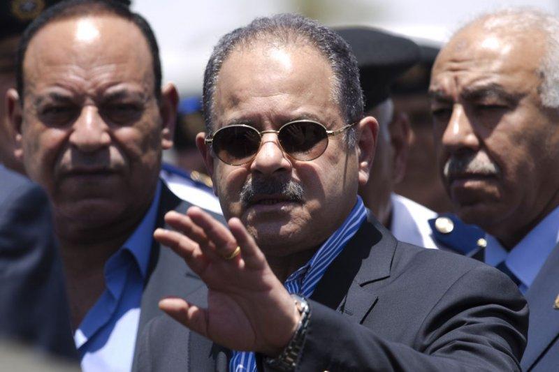 埃及內政部長阿卜杜勒-加法爾。(美聯社)