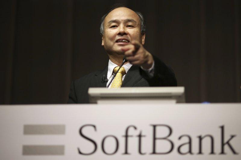 日本軟銀集團(SoftBank Group Corp.)總裁孫正義(Masayoshi Son)(美聯社)