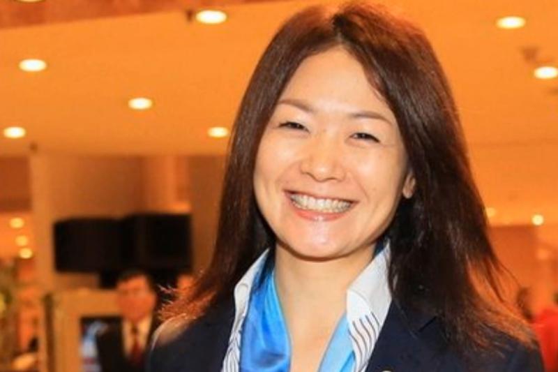 殘奧選手佐藤的演說感動了奧委會,更鼓舞了全日本的民眾,被視為是東京脫穎而出的關鍵。(圖/tsuruii terano sauru@youtube)