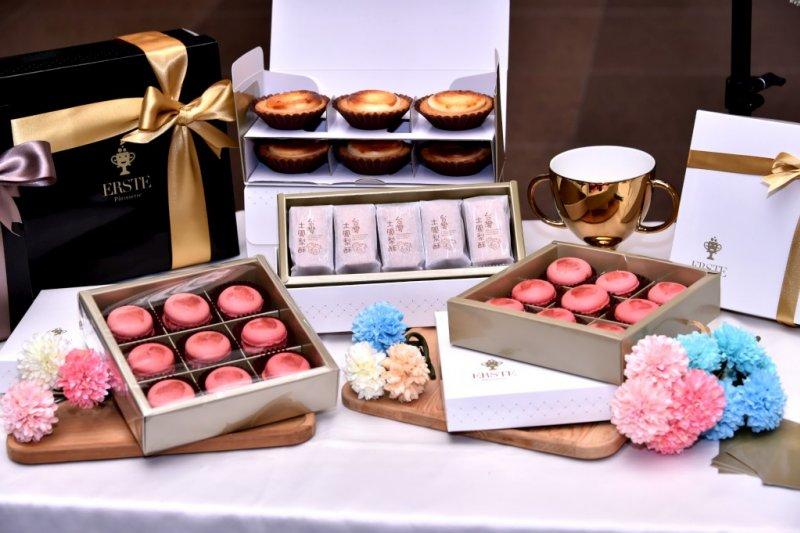 「台北甜心」從今日(19日)起進軍日本市場,在日本全國超過1萬1千家的全家便利商店販售。(觀傳局提供)