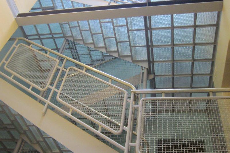 柯比意作品,Stairwell, Clarte(UNESCO/WHC)