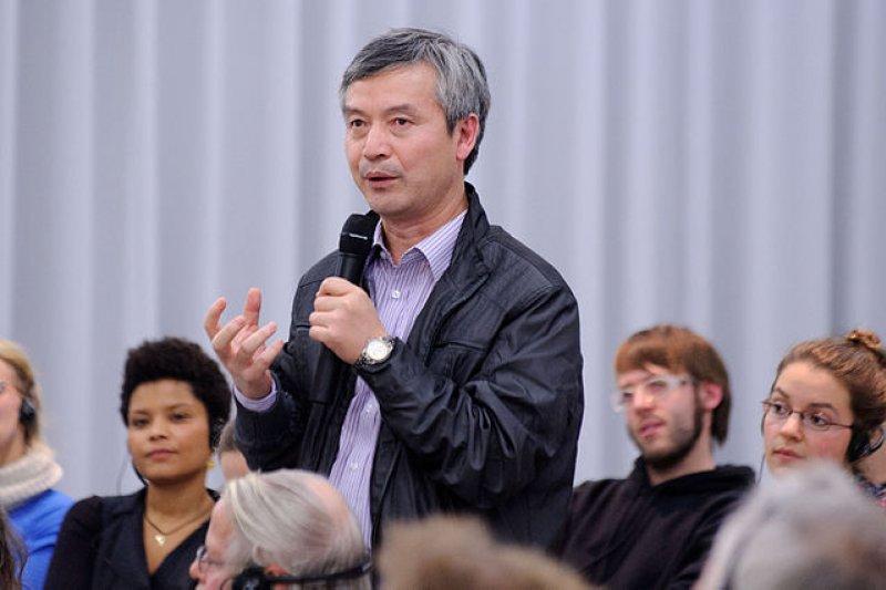 被譽為「將影響21世紀中國的100個青年人」的賀衛方,將分享中國司改十餘年的第一手觀察。(取自wiki)