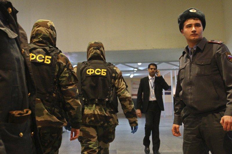 FSB成員2011年執行勤務的資料照。(維基百科)