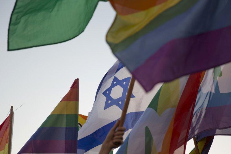 以色列耶路撒冷每年都會舉辦同志大遊行。(美聯社)