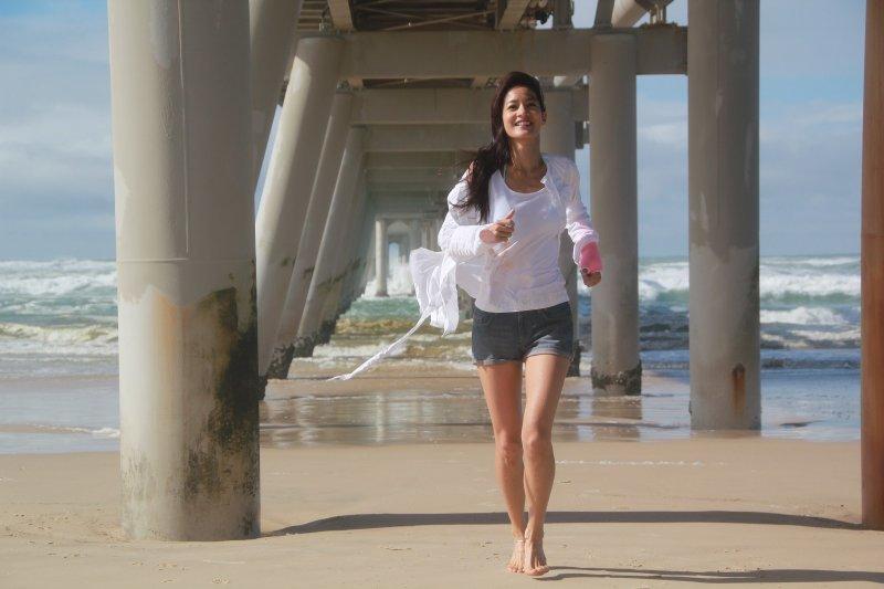 Janet認為,自己說走就走的行動力,是從對每一件小事的勇於嘗試逐漸累積而來。(圖/Janet提供)