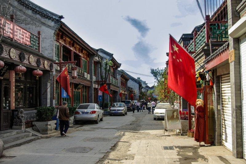 中國崛起背後,是多少代價?(圖/Thomas Fischler@flickr)