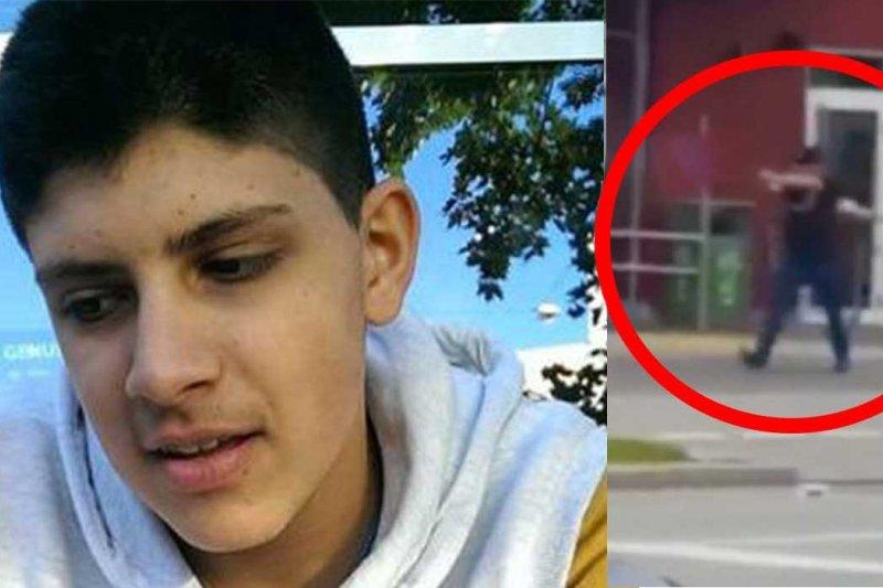 慕尼黑槍擊案兇手,18歲的伊朗裔德國青年桑波里(Ali Sonboly)(取自網路)