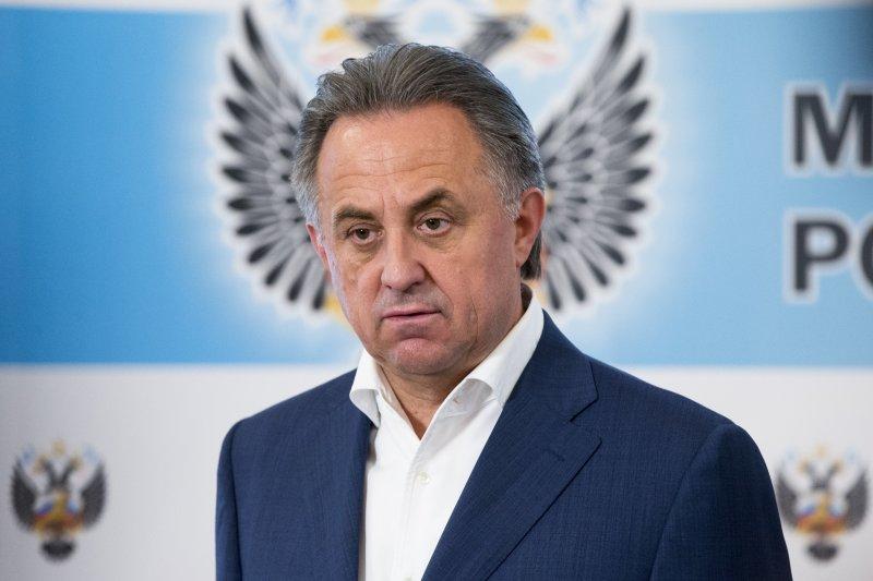 俄國體育部長穆特科(Vitaly Mutko)。(美聯社)