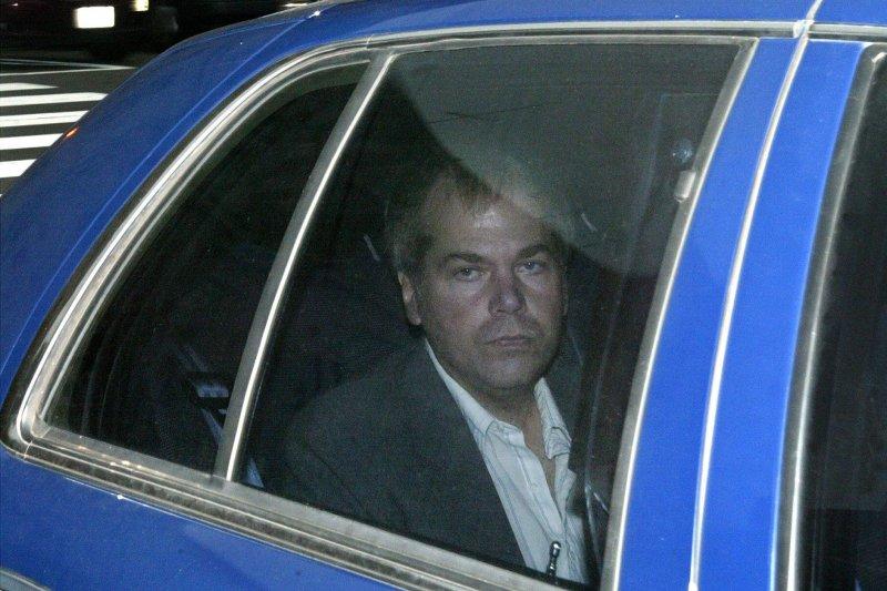 1981年刺殺雷根總統的兇手約翰.辛克萊二世(John Hinckley Jr.),攝於2003年(美聯社)