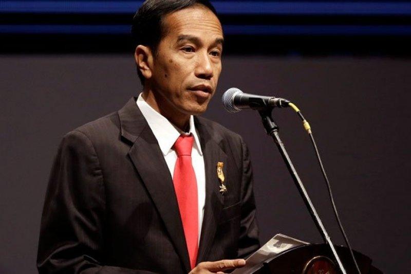 印尼總統佐柯威為打擊毒品犯罪,強力祭出死刑。(美聯社)