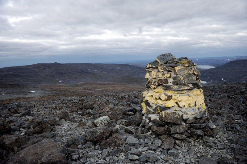 芬蘭目前最高峰在哈爾蒂山嘴,海拔1324公尺(美聯社)