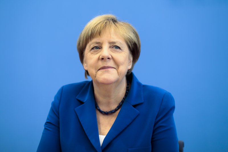 德國總理梅克爾(Angela Merkel)(美聯社)