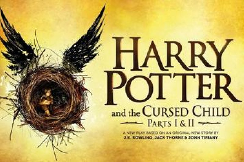 《哈利波特:被詛咒的孩子》(Harry Potter And the Cursed Child)(取自維基百科)