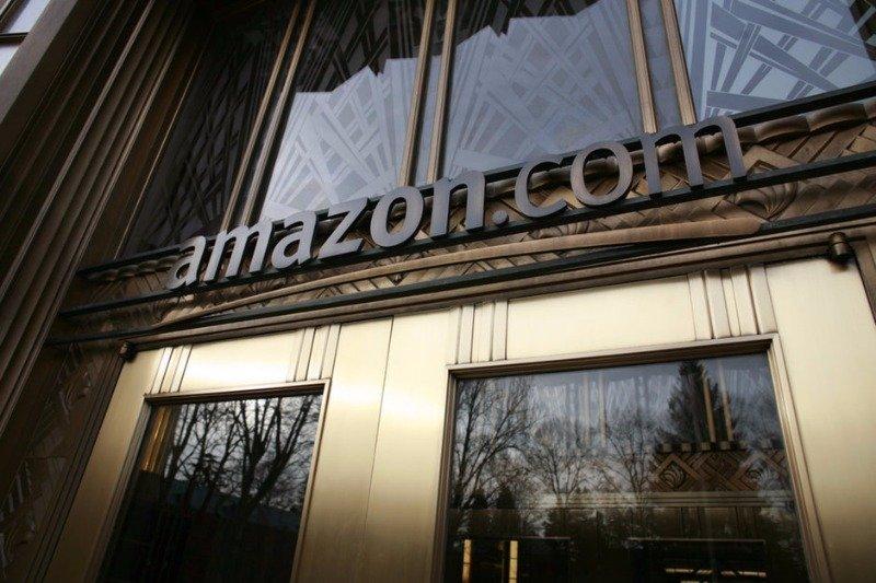 電子商務Amazon企業徵才競爭激烈。(圖/Robert Scoble@flickr)