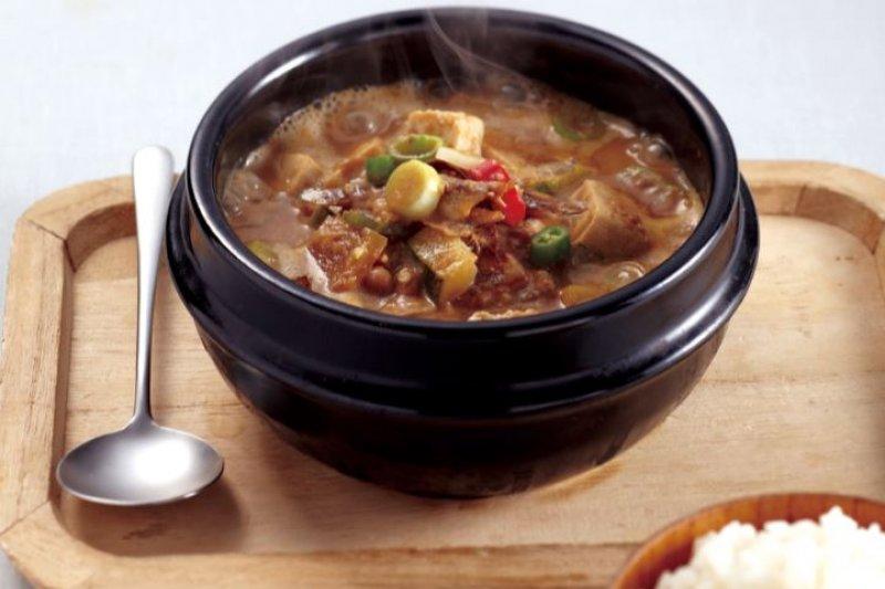 簡易在家煮出韓國大醬鍋!(圖/TRENDY文化提供)