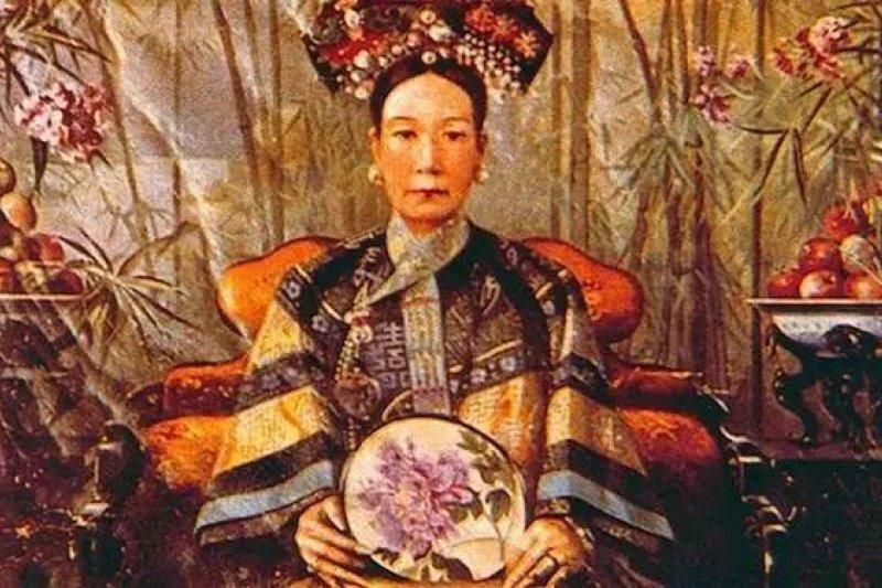 慈禧太后可比《紅樓夢》中的王熙鳳!?(圖片取自性格百科)