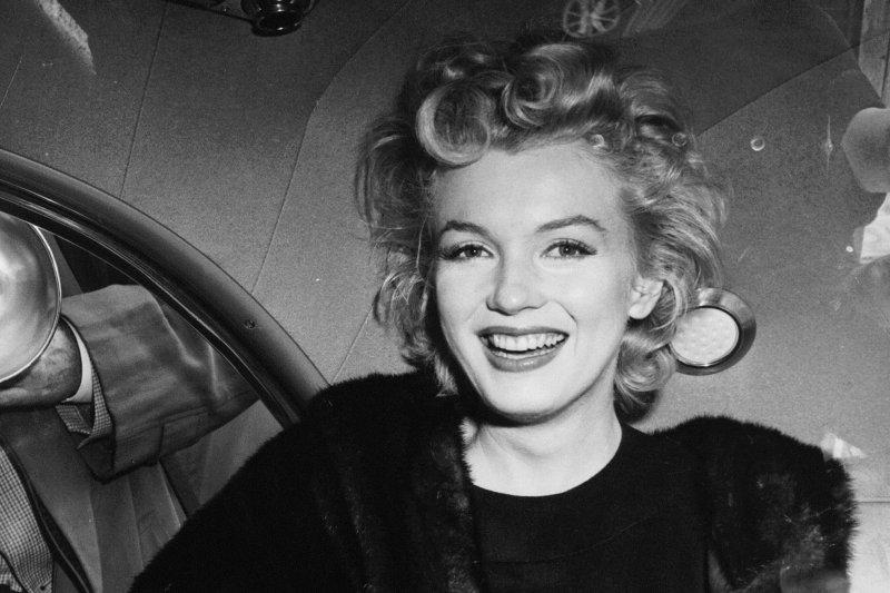 美國一代性感女神瑪麗蓮夢露(Marilyn Monroe)(美聯社)