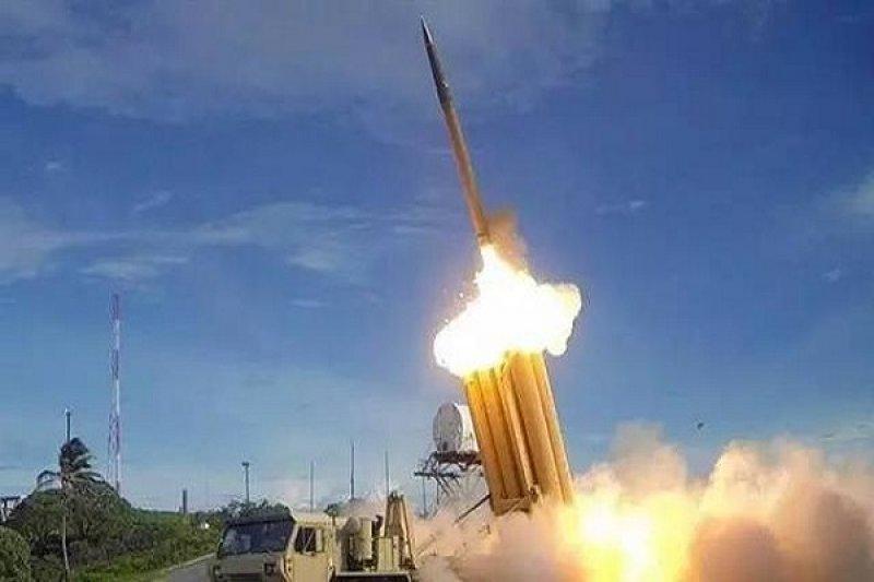南韓薩德反導彈系統(Ralph Scott@Wikipedia, Public Domain)