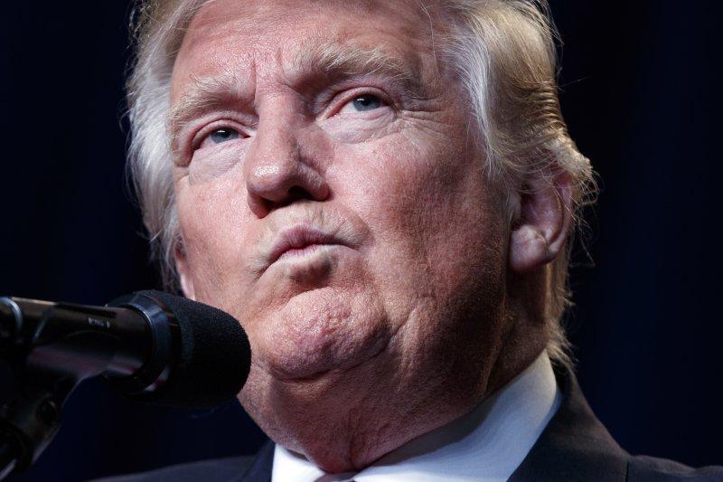 美國共和黨總統候選人川普(Donald Trump)堅拒公布報稅紀錄。(美聯社)