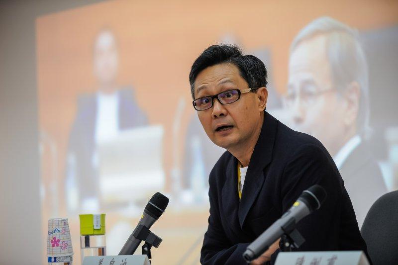 台灣大學法律系教授姜皇池