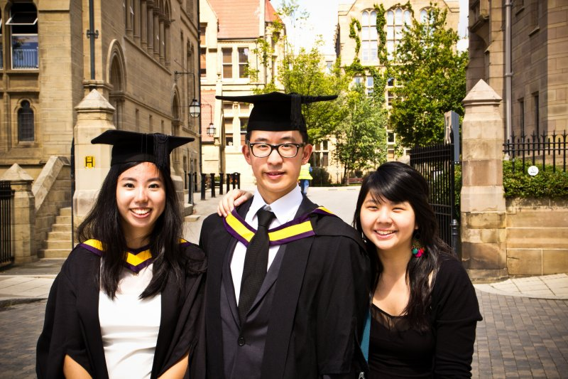 留學要真正取得實力走向目標,就要看向全世界,不只看英美加。圖為示意圖(圖/pohjoshua@flickr)