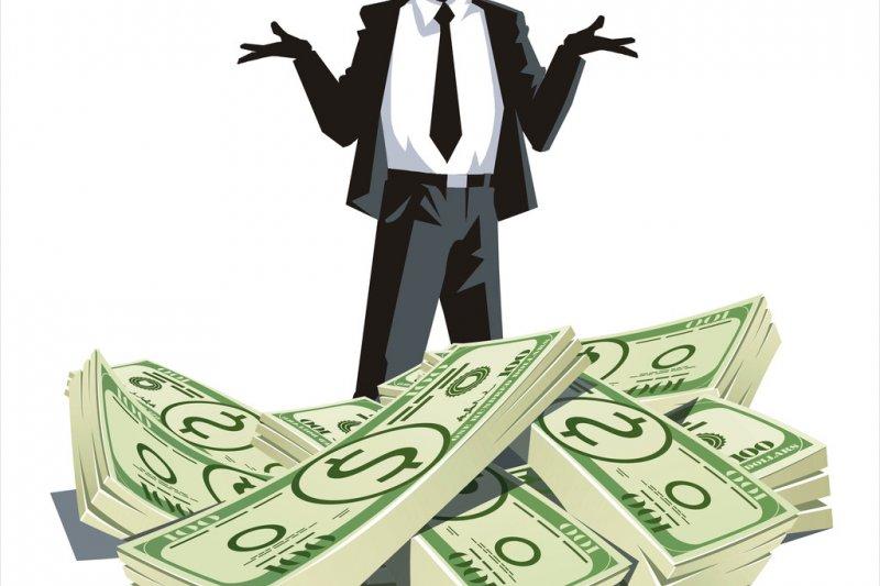 該工作多久才能得到財富自由?(圖片來源:網路)