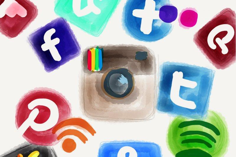 社群網路帶來不少正面影響,但背後卻也不少隱憂。(圖/Tanja Cappell@flickr)
