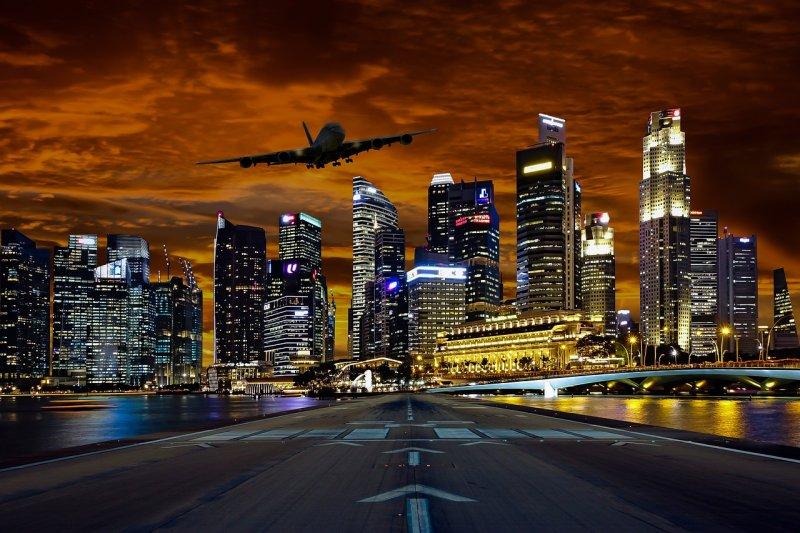 若沒有東協就沒有AirAsia,感謝東協實現AirAsia想要為所有人提供低價飛行的夢想。(圖/Gellinger@pixabay)