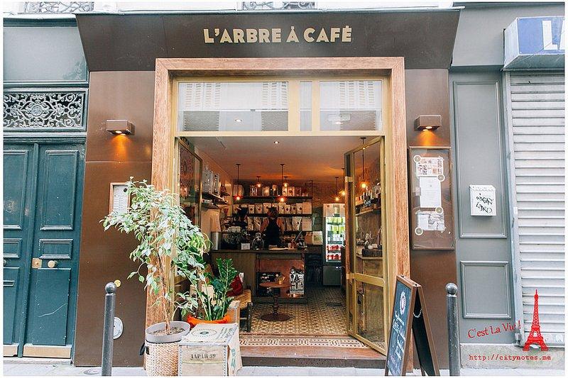 選用優質履歷咖啡豆,加上老闆沖泡咖啡精巧的手藝,讓你在優雅的花都巴黎,享受咖啡中的精品。(圖/由城市。食畫誌)