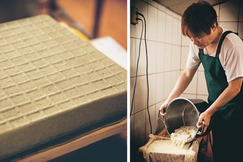 「一顆小小的本土黃豆就像是整個台灣的縮影,小而堅韌,但你得懂得怎麼用它,磨出光。」(圖/天下雜誌提供)