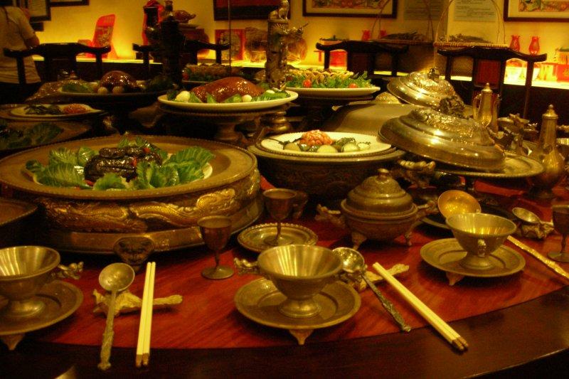 想到中國美食,就不禁流口水,但禁忌多多(圖/wikipedia)