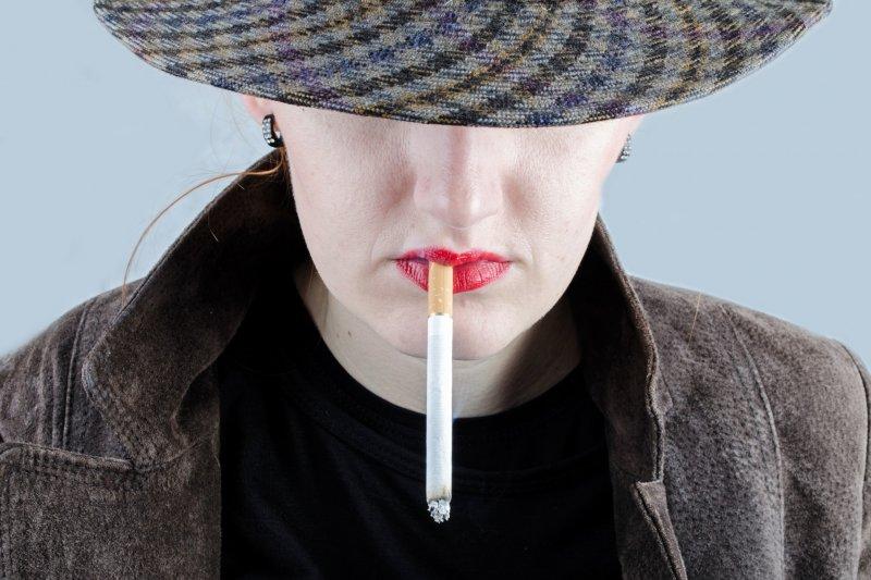抽煙不是你的桃源鄉,有可能讓你病痛滿身(圖/George Hodan@publicdomainpictures)