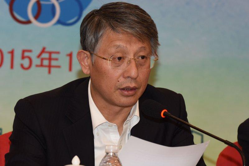 上海市常委兼市委統戰部部長沙海林來台,台北市長柯文哲今受訪表示,這已是520新政府上任後來台層級最高的官員。(取自網路)